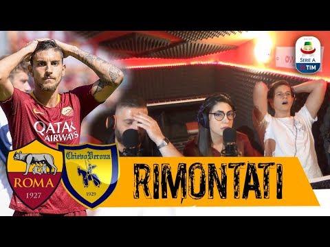 NON È POSSIBILE!! ROMA 2-2 CHIEVO   Le REAZIONI di ROMA CREW