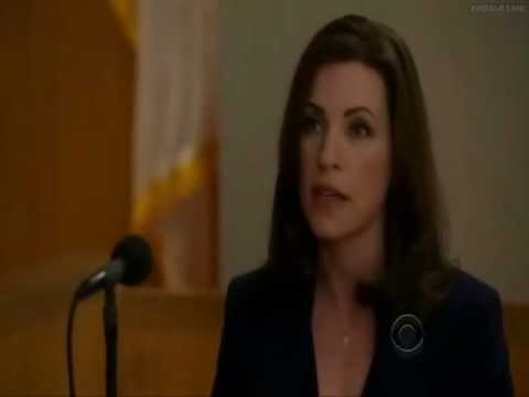 The Good Wife  Alicia Owns Attorney.wmv
