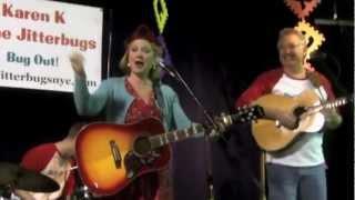 Karen K & the Jitterbugs, (I Woke up in a) Fire Truck,  LIVE! Resimi
