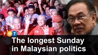 The longest Sunday in Malaysian politics