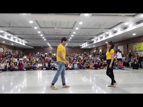 BIGGEST DANCE WORKSHOP | TARUN SHIVANI | GUJARAT