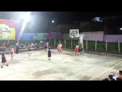 Gordon vs. All-Star Team from San Marcos, El Salvador (Video 2)