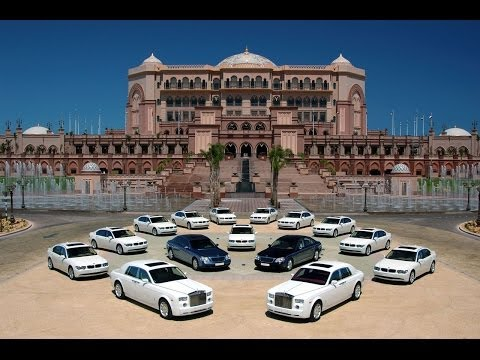 Invading Emirates Palace (Vlog #185)
