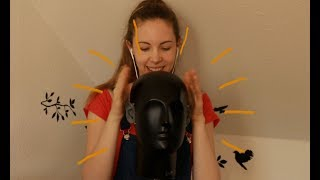 This Magic Head Will Give You Tingles 92.5 % - Intense And Fast ASMR