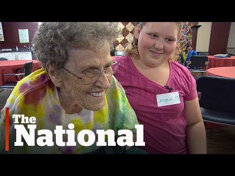 School with Seniors: Program Puts Classes in Care Home