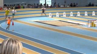 Ancona -Indoor Staffetta Cadetti 4x200