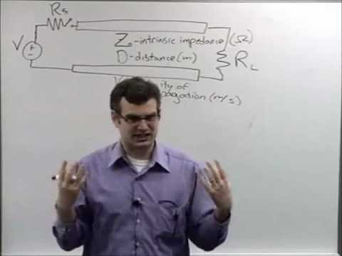 TDT02:  Transmission Line Equations