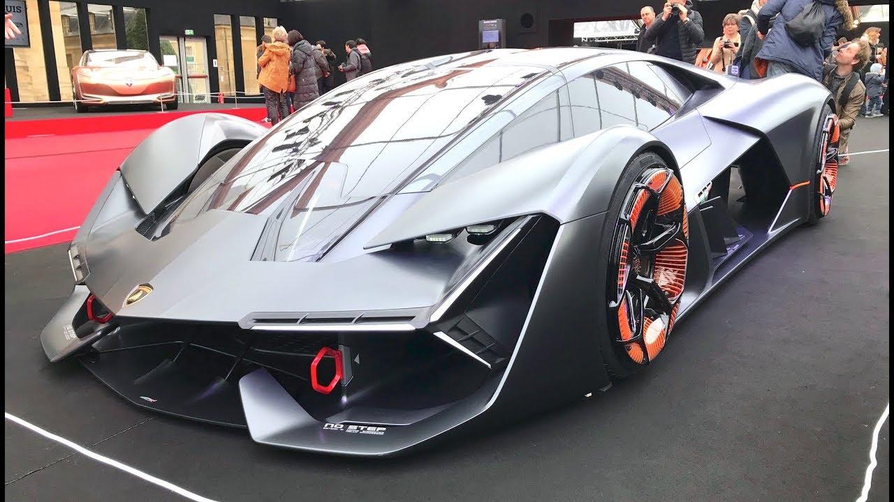 LES PLUS BEAUX CONCEPT CARS DE 2018!