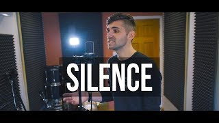 Marshmello - Silence Ft. Khalid (Cover By Ben Woodward)