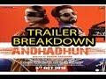 AndhaDhun | Trailer BREAKDOWN  | Tabu | Ayushmann Khurrana | Radhika Apte | 5th October