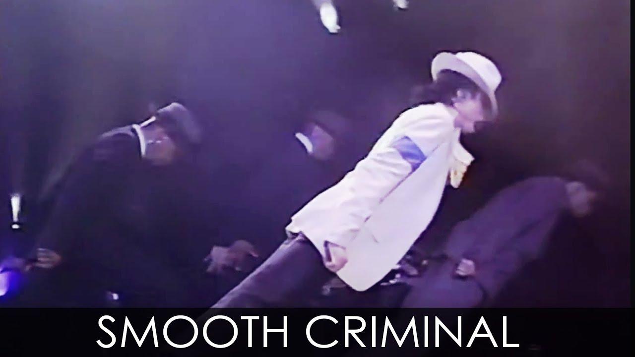 Michael Jackson Smooth Criminal Live Dangerous Tour Argentina