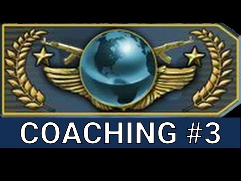 CS:GO Global Elite Coaching - part 03 - Sound and holding your position