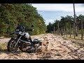 BMW R1100GS  - Sand Progression