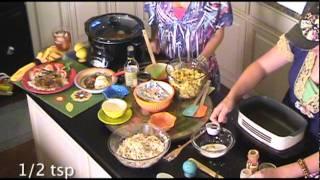 Beef Tips And Apple Crisp (crock Pot Girls)