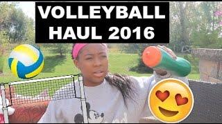 Club Volleyball Haul 2016