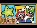 MARIO & LUIGI: Superstar Saga | Lore in a Minute! | Beanbean Kingdom | LORE