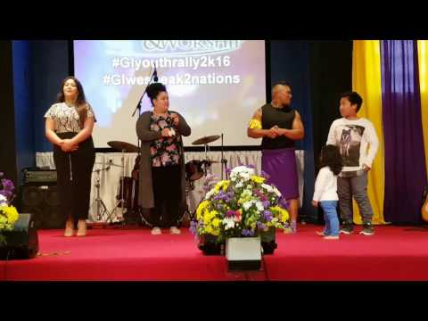 GODS IMAGE YOUTH RALLY - HIGHNOTE CHALLENGE