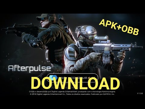 AFTERPULSE DOWNLOAD APK+OBB