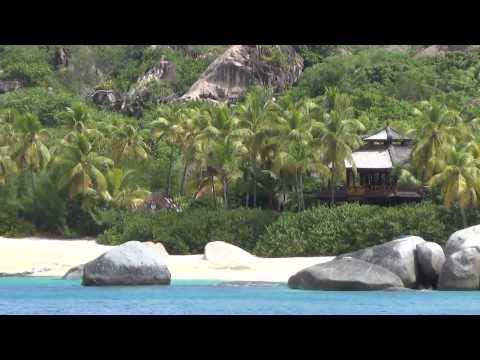 2. Peter Island, Virgin Gorda, walking the Baths, Devil's Bay & Trunk Bay