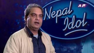 Nepal Idol Suru Hudai   Wit Logo   Yogesh