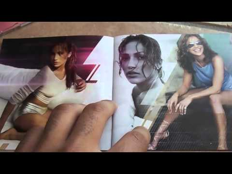Jennifer Lopez Dance Again (Deluxe Edition Unboxing)