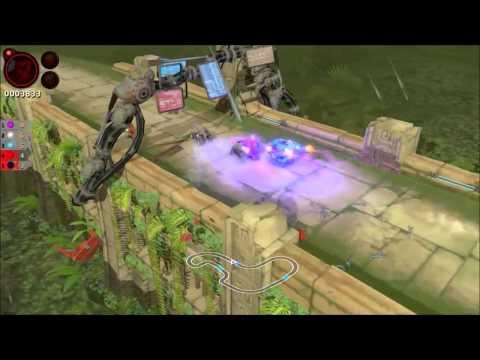 BlazeRush Pc HD Gameplay For KIDS |