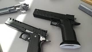 Cheely custom gunworks. Nice guy that makes custom 2011's.