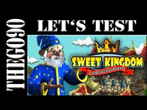 [Let´s Test] Sweet Kingdom - Enchanted Princess - Gameplay - Review