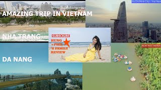 Gambar cover Very amazing trip in Vietnam