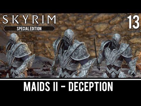 Skyrim Mods: Maids II