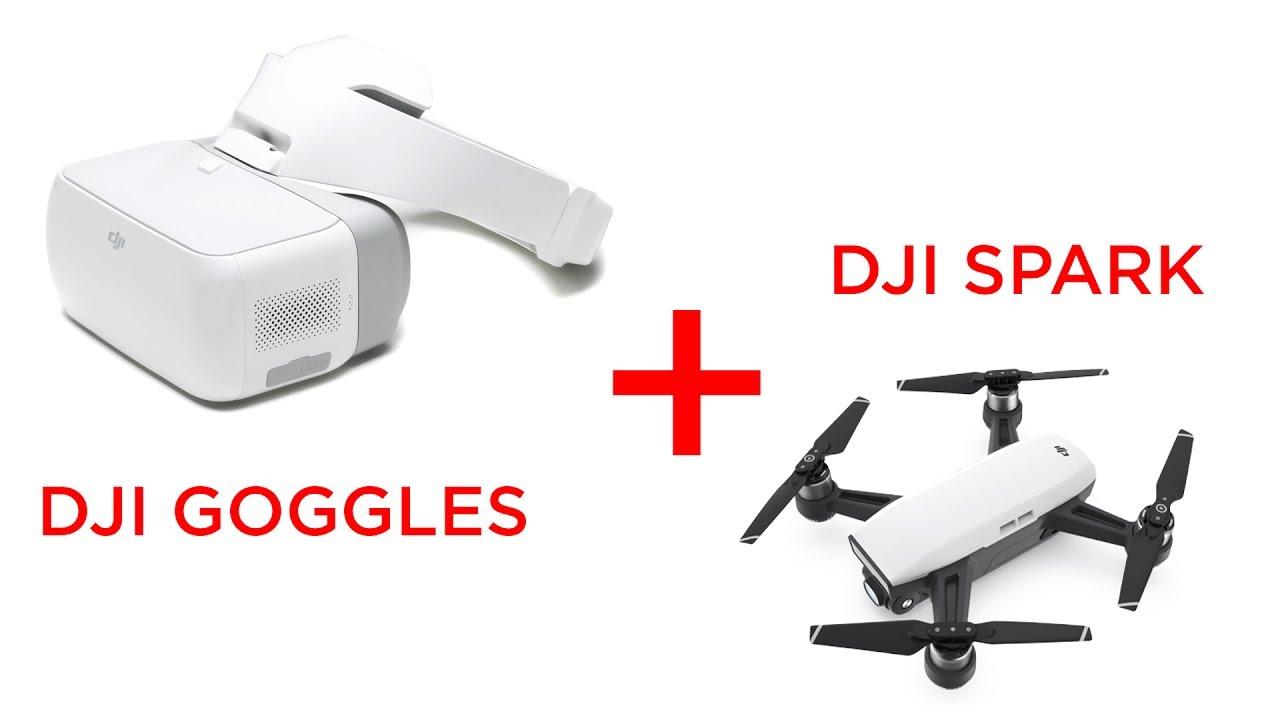Dji goggles как подключить к дрону мавик чехол спарк на авито