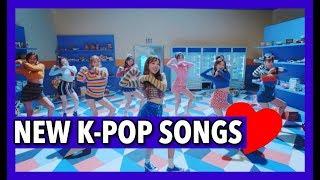 NEW K-POP SONGS - DECEMBER 2017 (WEEK 3)