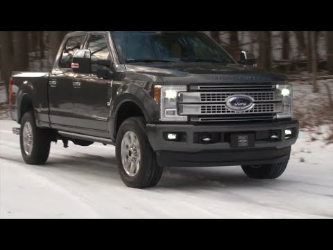 Ford F-250 Super Duty 2017 Review