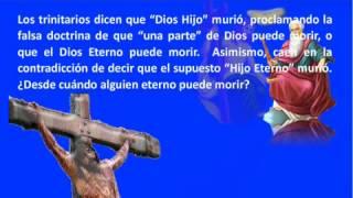 La Doctrina de la Trinidad se Opone a la Biblia
