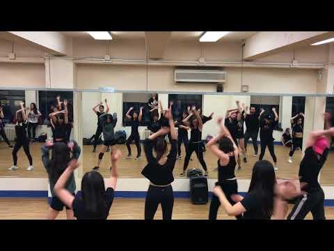 Black Dress | CLC (Kpop Dance Classes by I LOVE DANCE)