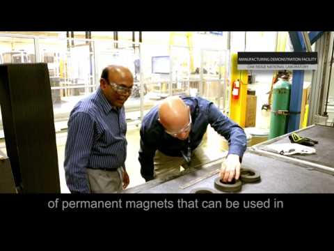 3D-printed permanent magnets outperform conventional versions, conserve rare materials thumbnail
