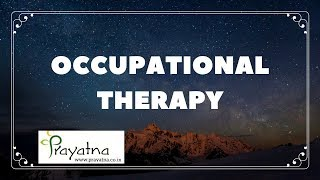 Prayatna| Occupational therapy Centre| Speech therapy -Ernakulam-Kerala