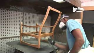 How to re-polish beech wood furniture