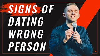 6 RED FLAGS of Dating WRONG Person Every Single Person Must Know!