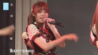 《Girl X》吕一生日公演 SNH48 TeamX 20190825