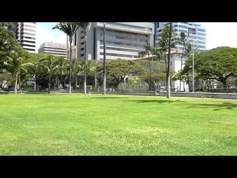ʻIolani Palace, Honolulu,Oahu, Hawaii May 2012
