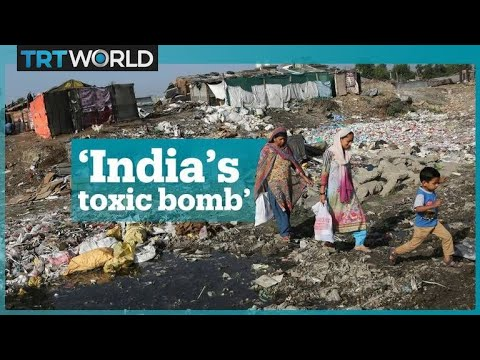 India's 'toxic' pollution problem