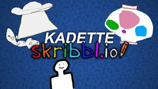 A Skribblio Game that got Demonitized - Kadette