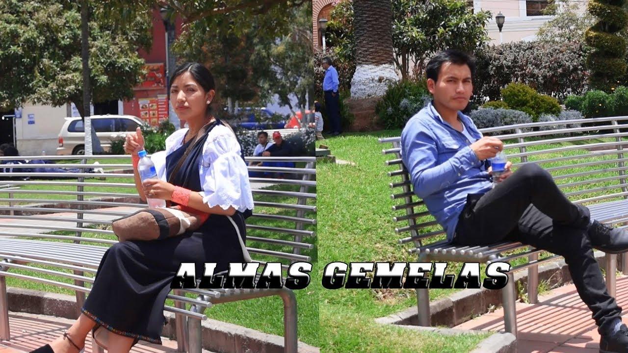 ALMAS GEMELAS - MARCOS OTAVALO - YouTube