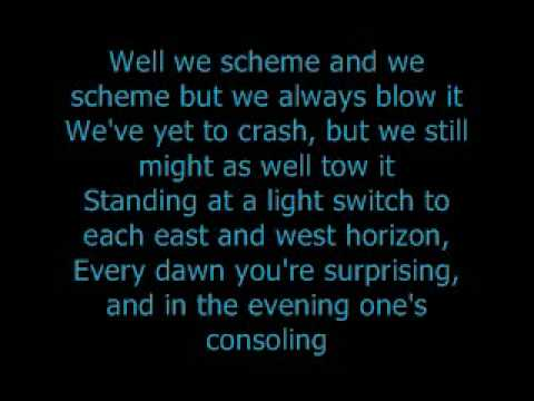 Dashboard w/ Lyrics - Modest Mouse