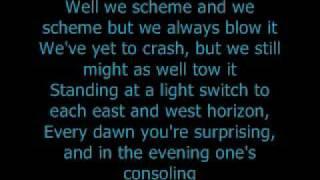 Dashboard w/ Lyrics - Modest Mouse