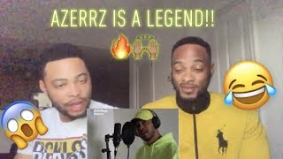 Azerrz - Rap Songs in Voice Impressions! (2019) Pennywise, Black Panther, Stewie Griffin (REACTION)