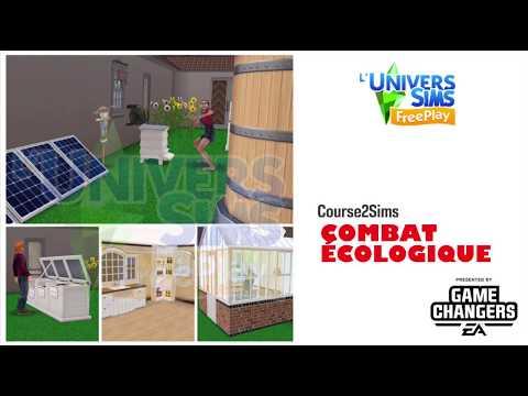 The Sims Freeplay - Combat écologique - Accès Anticipé