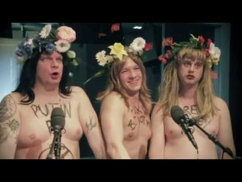 The Situation In Ukraine By The Femen
