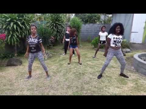 BAD DANCE dance Gyal dem deh yah